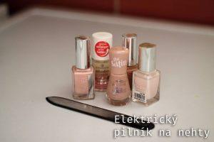 Elektrický pilník na nehty: Jak ho vybrat správně a kdy ho používat