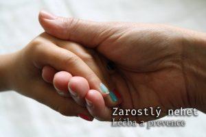 Jak léčit zarostlý nehet a jak mu předejít