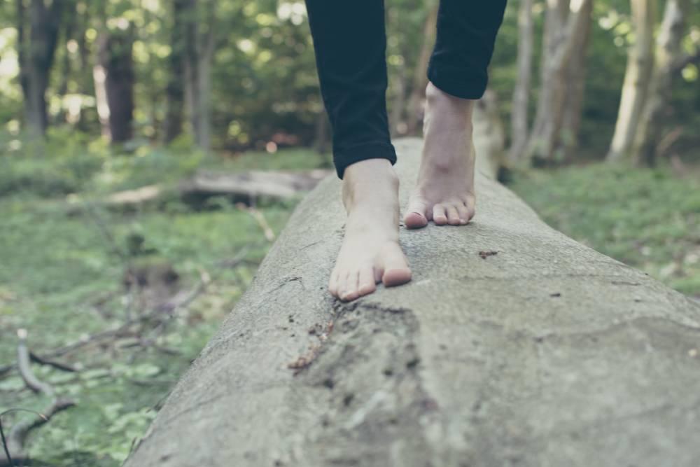 zánět nehtového lůžka na noze